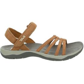 Teva Elzada LEA - Sandalias Mujer - beige/gris